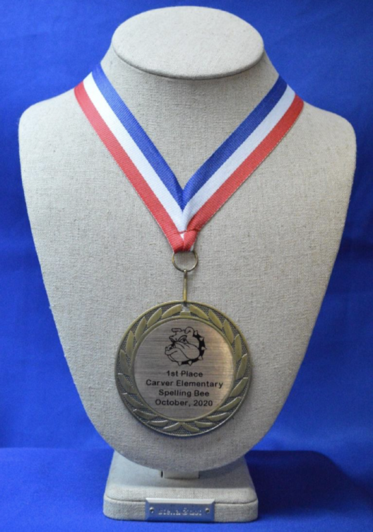 Medals (Front)