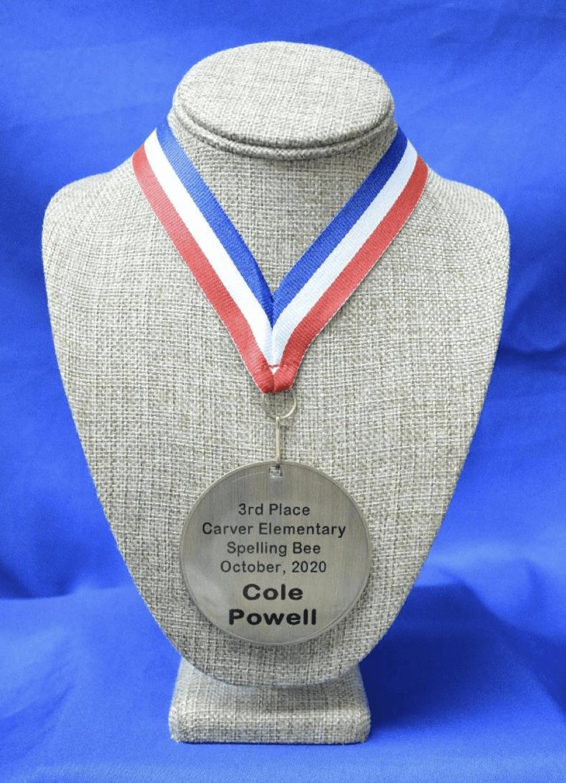 Medals (Back)